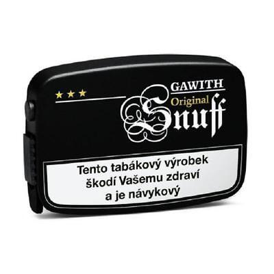 GAWITH Original Snuff-tobacco - Schnupftabak 10g