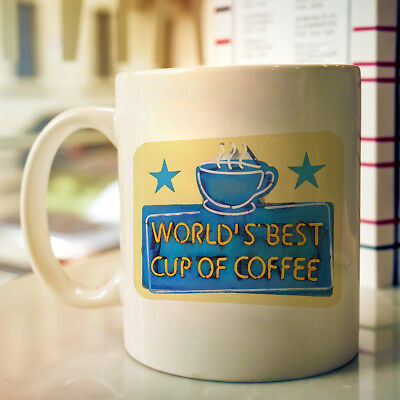 Elf Movie Inspired - World's Best Cup of Coffee