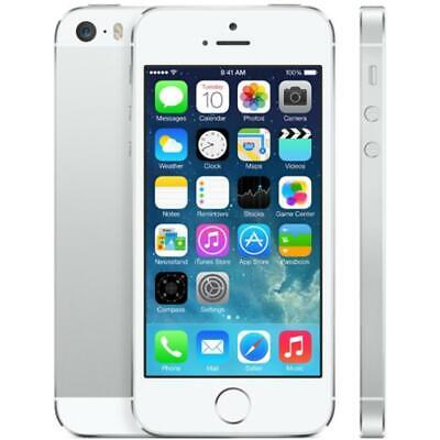 Apple iPhone 5 - 16GB - White - Unlocked - Smartphone