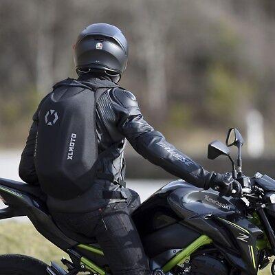 Slipstream Waterproof motorcycle backpack bag hard case XLMOTO pro 22L NEW