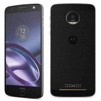 Motorola Moto Z Force Droid XT-1650M - Verizon Unlocked 4G Smartphone Black