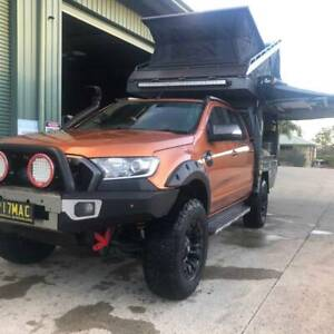 FORD RANGER WILDTRACK CAMPER WITH MANY EXTRAS WILL SEPARATE ITEMS Tinana Fraser Coast Preview