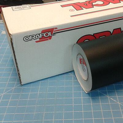 Black Matte Oracal 651 1 Roll 24 X 50 Sign Cutting Vinyl