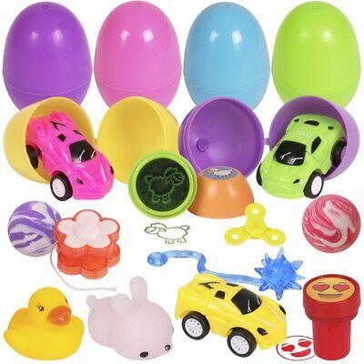 Kangaroo's Easter Eggs with Toys Inside (100-Pack) 100 Pack (Eggs With Toys Inside)