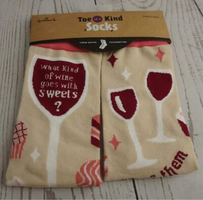 Wine Lovers Socks What Kind of Wine goes with Sweet? All of Them Wine Glass (What Kind Of Glasses)