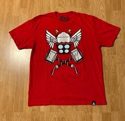 Johnny Cupcakes Avengers Thor T-Shirt Size Men's XL