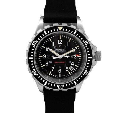 Military Dive Watch US Government, Marathon TSAR Swiss Made, 300m Demo mod: Save