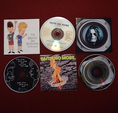 3 CD Lot - Beavis & Butt-....<br>