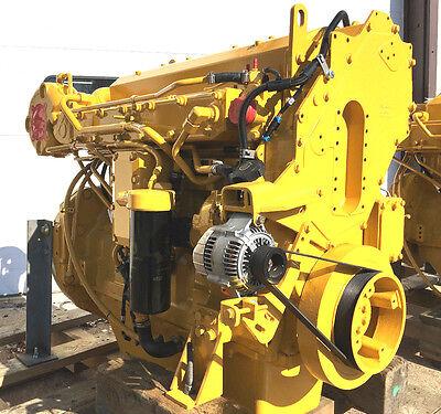 REMANUFACTURE 6125 6125AFM75 12.5L JOHN DEERE KEEL COOLED MARINE ENGINE $29,500