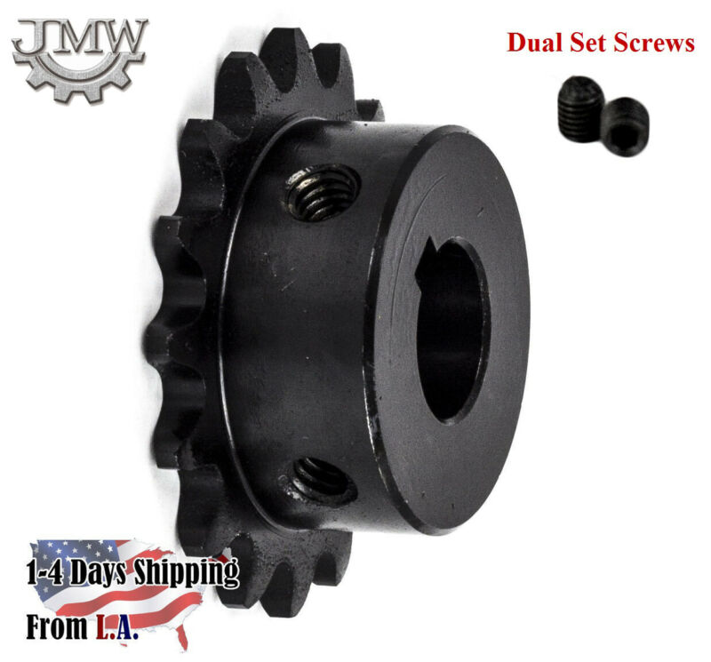 """35B16H-3/4"""" Bore 16 Tooth Sprocket for 35 Roller Chain"""