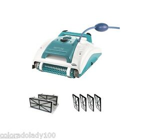 Maytronics Dolphin Neptune Dx3 Robotic Pool Cleaner 12