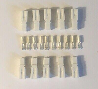 30 Amp Anderson Powerpole Connectors Power Pole 5 Pairs White