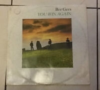 Bee Gees‎ – You Win Again - Warner Bros. Records W8351(t) - 1987 - -  - ebay.it