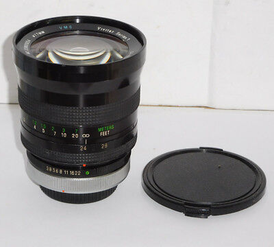 Vivitar Series 1   24 48Mm F 3 8 Zoom Lens  Canon Fd Mount