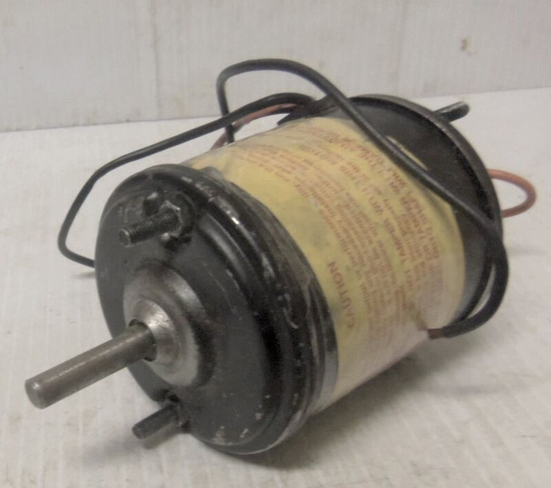Everco Industries - Direct Current Motor for 1975 Ford F100 - P/N: M882 (NOS)