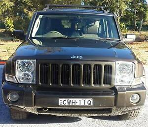 2006 Jeep Commander Wagon Sydney City Inner Sydney Preview