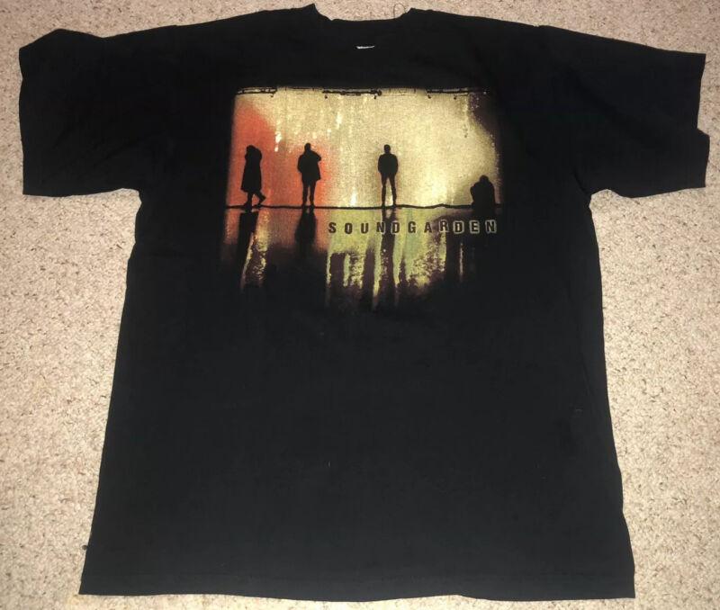 VTG Soundgarden Down On The Upside Tour T-Shirt L Nice Man Near Mint! ORIGINAL