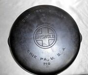 Griswold Cast Iron Skillet No 9