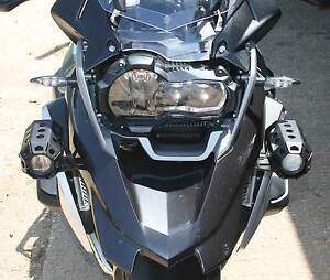 Rugged Roads - BMW R1200GS LC 2013 Onwards - Auxilliary Light Bar - 1109