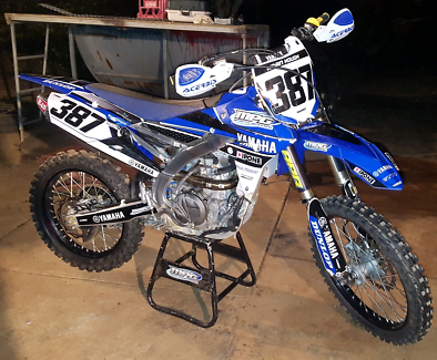 Wanted: 2017 yz450f