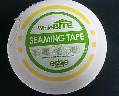 White Bite Roof Tape 3u0026quot;x50u0026#39; For Rv Edpm Rubber ...