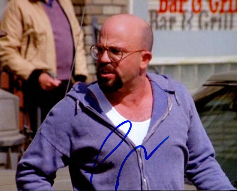 GFA Seinfeld Mike * LEE ARENBERG * Signed 8x10 Photo EJ4 COA