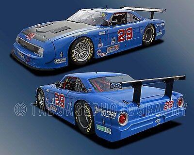 2008 Ford Falcon Trans Am Vintage Classic Race Car Photo (CA-0879)