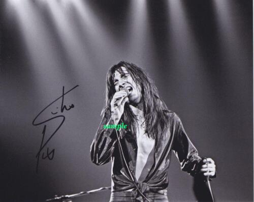 STEVE PERRY #1 REPRINT 8X10 AUTOGRAPHED SIGNED PICTURE PHOTO COLLECTIBLE RP GIFT