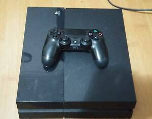 PS4, 1 Controller 500GB Willetton Canning Area Preview