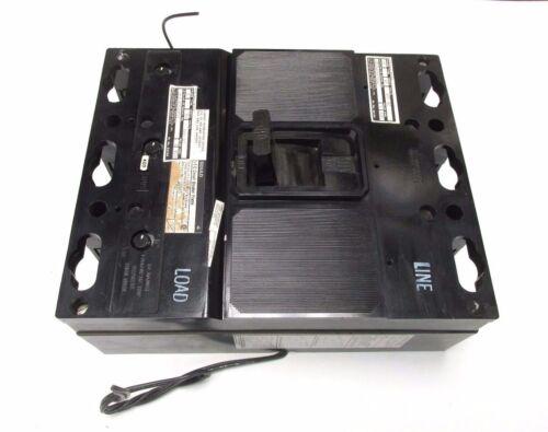 * ITE / Gould JL Frame Circuit Breaker 400A w/400 Trip Cat# JL3L40000S14 . UF-53