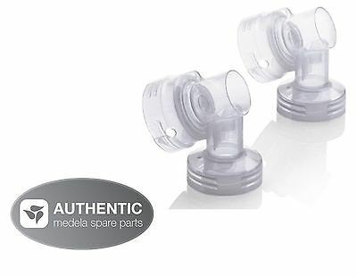 - Medela PERSONALFIT CONNECTORS 1 2 or 4 Connector NEW use w/ Medela breastshields