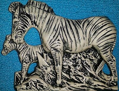 McCoy Pottery ZEBRA Planter *BEST One for Sale*  TOP 100 COLLECTOR'S PIECE - Mccoy Pottery Collectors