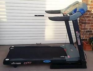 treadmill Healthstream HS12.45T Anniversary 20km/hr was $2K Belmont Lake Macquarie Area Preview
