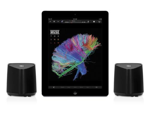 """Ipad 2 - Apple iPad 2 9.7"""" Tablet 16GB WiFi - Black/Silver MC769LL/A + Bluetooth Speakers"""