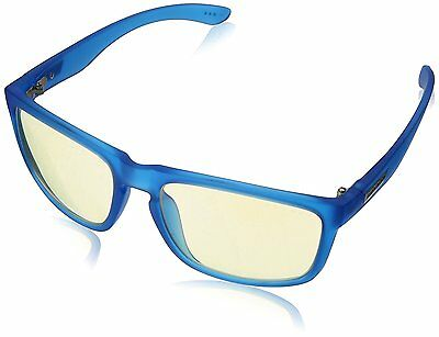 Gunnar Optiks INT-06401 Intercept Cobalt Full Rim Computer/Gaming Glasses