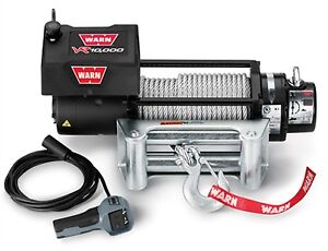 Warn 86255 VR10000; Self-Recovery Winch