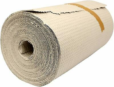 ECO Friendly Paper bubble wrap 500mm x 70m ALTERNATIVE TO FOIL BUBBLE WRAP 24HR
