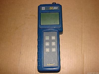 Ysi Ecosense Do 200 Do200 Handheld Water Dissolved Oxygen Meter Wo Sensor