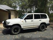 2006 Toyota Land Cruiser 105R upgrade 4.2L turbo diesel Gelorup Capel Area Preview