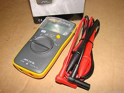 Fluke 106 Basic Handheld Handy Portable Digital Multimeter W Tl75 Test Lead