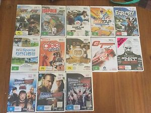 NEED GONE ASAP - wii games Nambour Maroochydore Area Preview