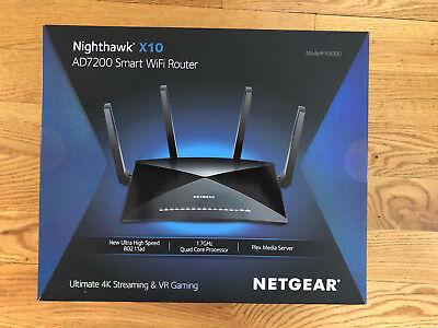 Netgear Nighthawk X10   Ad7200 802 11Ac Ad Quad Stream Mu Mimo Wifi Router