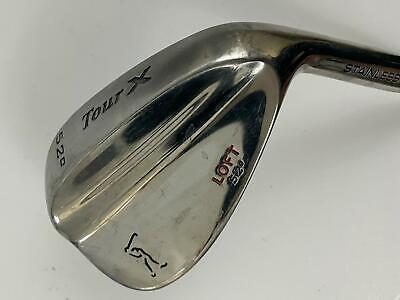 Merchants of Golf  Tour X 52* Wedge IRON RH 35