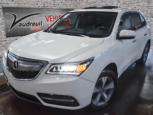 2016 Acura MDX CUIR*CAMERA*AWD*8 PASS*