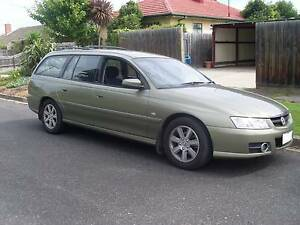 2005 Holden Berlina Wagon. AUTO ,V6. Heidelberg West Banyule Area Preview