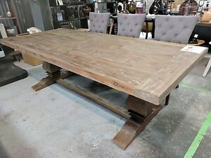 """Brand New """"Lincoln"""" Dining Table Epping Whittlesea Area Preview"""
