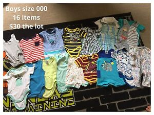 Boys clothes Mount Sheridan Cairns City Preview