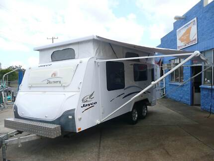 Jayco Discovery Pop Top Capalaba Brisbane South East Preview