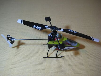 Blade 120 SR BNF RC Helicopter + Batteries, Charger