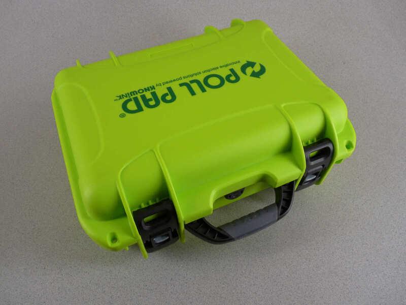 "Nanuk 915 Green Weatherproof Equipment Cases 16""-13.5""-6"" Camera-Drone-Gun"